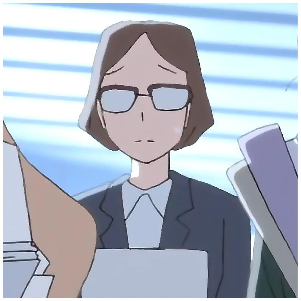 Profil - Femme d'affaire